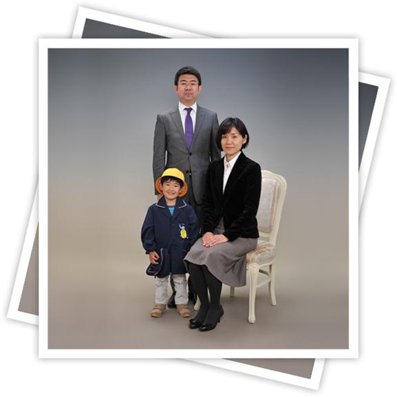 家族とペットギャラリー