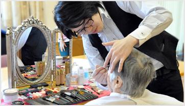 人気のヘアメイクサービス
