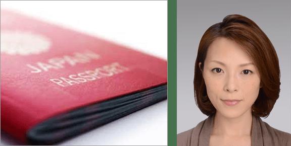 パスポート・ビザ用写真