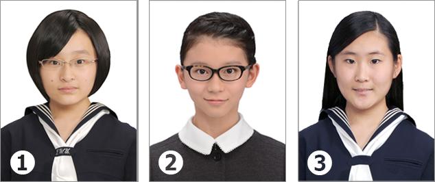 高校受験女性おすすめヘアスタイル3種類