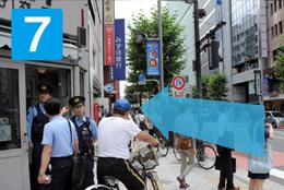 【写真】新宿東口地上より07